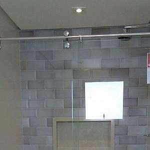 Box blindex transparente