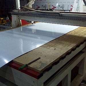 Corte a laser acrílico preço