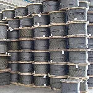 Fábrica de cabo de aço