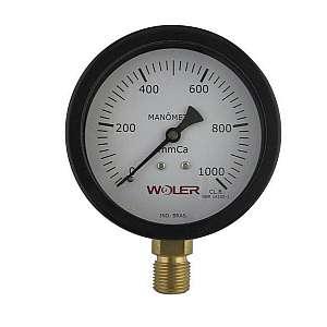 Manômetro de baixa pressão preço