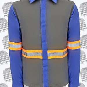 uniforme resistente a fogo